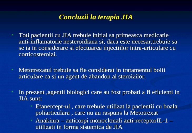 Artrita cronica juvenila - simptome, diagnostic, tratament